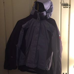 North face winter jacket-down